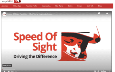 Speed of Sight Noble Charity Work